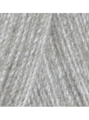 614 - серый меланж