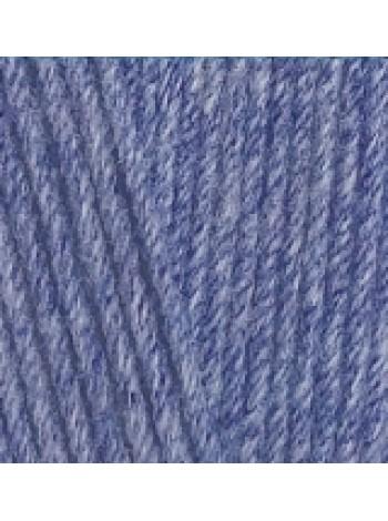 374 - голубой меланж