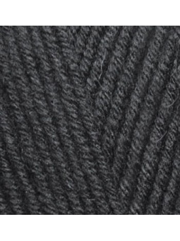 151 - темно серый меланж