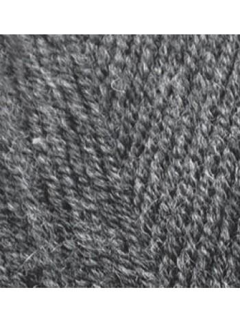 182 - средний серый меланж