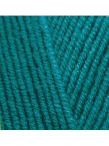 640 - павлиновая зелень
