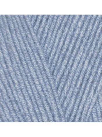 221 - светлый джинс меланж
