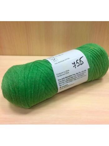 755 - зеленое яблоко