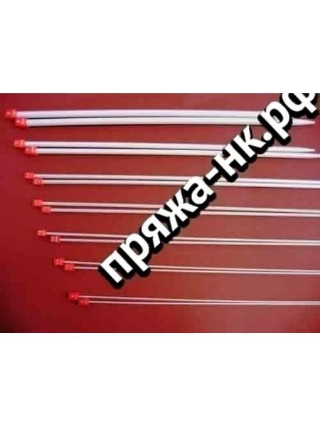 Спицы для вязания Длинные | 40 см | Тефлон | Парные (Россия)
